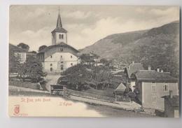 ST BON Près De Bozel - 1904 - L'église - Saint Bon Tarentaise - France