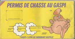 Publicité, Agence Pour Les économies D'ENERGIE, Concours Grande Chasse Au Gaspi, Carte Routiére,4 Scans, Frais Fr 3.95 E - Publicités