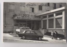 MEUDON - PTT - La Poste - 94 Rue De Paris - Voiture - CP Petit Format - Animée - Poste & Facteurs
