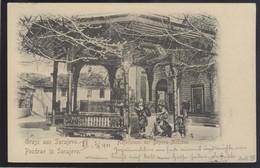 BOSNIA SARAJEVO OLD POSTCARD 1901 - Bosnie-Herzegovine