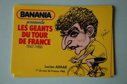 CYCLISME:LUCIEN AIMAR - Cyclisme