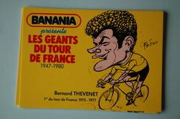 CYCLISME:BERNARD THEVENET - Cyclisme