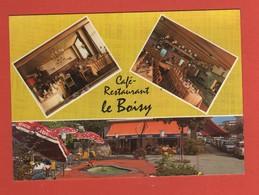 """CP43 EUROPE SUISSE LAUSANNE 1004 2 Café Restaurant """" Le Boisy"""" - Suisse"""