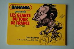 CYCLISME:GINO BARTALI - Cyclisme