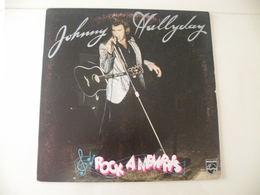 Johnny Hallyday, Rock à Memphis. 1975 (Titres Sur Photos) - Vinyle 33 T LP - Autres - Musique Française
