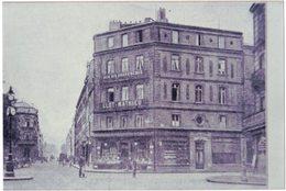 AMIENS Véritable Photo Kodak : Place St Denis - Epicerie AYMOND - Aux Six Provençaux - CLOT MATHIEU - Descriptif Complet - Lieux