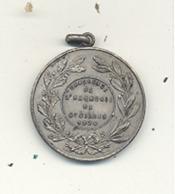 LUTTE - Médaille  Challenge De L' Harmonie De St Gilles  En 1924 (b244) - Wrestling