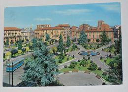 ALESSANDRIA - Piazza Giacomo Matteotti - Corriera / Bus / Auttobus - 1964 - Alessandria
