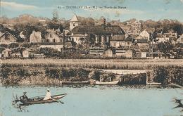 THORIGNY - N° 67 - BORDS DE MARNE - France
