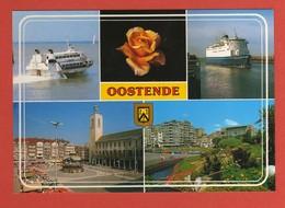 CP43 EUROPE BELGIQUE OSTENDE 199 - Belgium