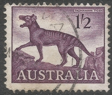 Australia. 1959-64 Definitives. 1/2 Used. SG 321 - 1952-65 Elizabeth II : Pre-Decimals