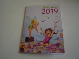 Calendrier De Poche 2019 Belle Année ( Petit, Mini, Publicitaire) - Calendriers
