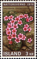 USED STAMPS Iceland - Nature Protection Year - 1970 - 1944-... Republik