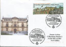ALCALA DE HENARES MADRID CC CON MAT PRESENTACION UNIVERSIDAD Y RECINTO HISTORICO - Monumentos