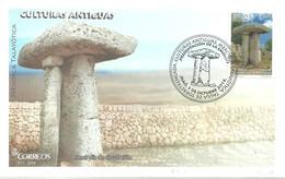 FDC  ESPAÑA 2014 - Prehistoria
