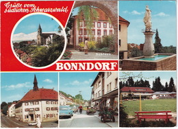 Bonndorf: OPEL KADETT-B CARaVAN - Schwarzwald - Toerisme