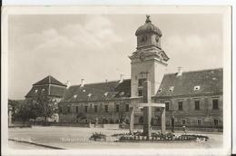 CPSM - Rechnitz Kriegerdenkmal Mit Schloss - Oberwart