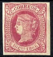 Cuba Española Nº 16 En Nuevo - Cuba (1874-1898)