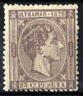 Cuba Española Nº 36 En Nuevo - Cuba (1874-1898)