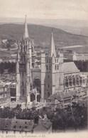 2cpa Mende La Cathedrale Vue Panoramique 1913 - Mende