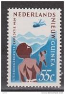 Nederlands Nieuw Guinea Dutch New Guinea Nr 53 MLH ; Expeditie Sterrengebergte 1959 - Nuova Guinea Olandese