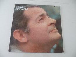 Serge Reggiani. 1977 (Titres Sur Photos) - Vinyle 33 T LP - Autres - Musique Française