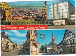 Ihringen: OPEL REKORD-D, VW PASSAT, GOLF & GOLF CABRIOLET - 'WG-Ihringen' - Kaiserstuhl - Toerisme