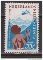 Nederlands Nieuw Guinea Dutch New Guinea Nr 53 Used ; Expeditie Sterrengebergte 1959 - Niederländisch-Neuguinea