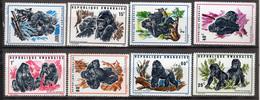 1970 - RWANDA - Catg.. Mi. 400/407 - NH - (CW1822.5) - Rwanda