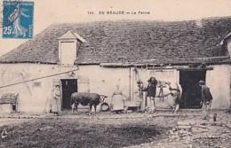 EN  BEAUCE       LA FERME - France