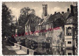 BELGIQUE - BRUGGE - BRUGES- QUAI VELT  1962 - Brugge