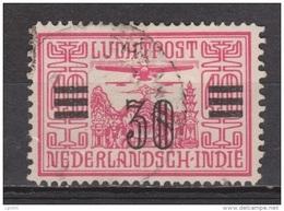 Nederlands Indie Netherlands Indies Luchtpost 11 Used; Vliegtuig, Flugzeuge, Avion, Airoplane 1930 - Indes Néerlandaises