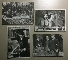 Lot De 4 Cartes Postales Anciennes / Musée De La Vie Wallonne / Liège - Museum