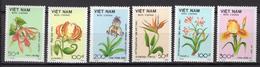 1989 - VIETNAM - Catg.. Yv. 970/975 - NH - (CW1822.5) - Vietnam