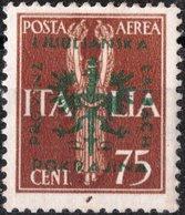 GERMANIA, TERRITORI OCCUPATI, LUBIANA, POSTA AEREA, AIRMAIL, 1944, FRANCOBOLLO NUOVO (MNH**), Mi 23, Sg 86, Scott NC13 - Lubiana