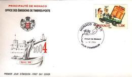 Monaco 2004 1er Jour Circuit De Monaco Automobile - Cars