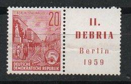 Alemania. DDR. 1957 - 59. Avenida De Stalin En Berlín. - [6] República Democrática