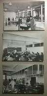 Lot De 3 Cartes Postales / Lycée D'état De Garçons Du Portail Rouge / Saint Etienne - Schools