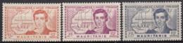 Du N° 95 Au N° 97 - X - ( C 1439 ) - Mauritanie (1906-1944)