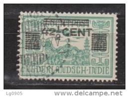 Nederlands Indie Netherlands Indies Dutch Indies 214 Used ; Flugzeuge, Avion, Vliegtuig, Aeroplane 1934 - Indes Néerlandaises