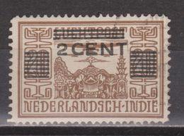Nederlands Indie Dutch Indies 212 Used ; Flugzeuge, Avion, Vliegtuig, Aeroplane 1934 - Indes Néerlandaises