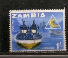 ZAMBIE OBLITERE - Zambia (1965-...)