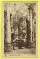 * Mons - Bergen (Hainaut - La Wallonie) * (Nels, Ern Thill) église Saint Nicolas, Cécile Douard 1889, Church, Kirche - Mons