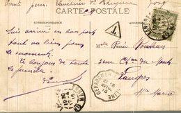 COL Des BAGENELLE (68) - Aspect De La Ferme-Auberge Entre Sainte Marie Aux Mines Et Le Bonhomme Au Début Du Siècle - France
