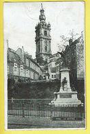 * Mons - Bergen (Hainaut - La Wallonie) * Le Belfroi, Belfort, Statue, Monument, Rare, Old, CPA, Unique - Mons