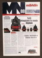 Modellismo Ferroviario - Novità Marklin 1988 - Tutti Viaggiano In Modo Digitale - Libri, Riviste, Fumetti