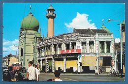 SINGAPORE SULTAN MOSQUE 1964 - Singapore