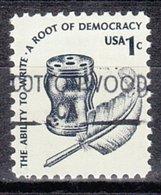 USA Precancel Vorausentwertung Preo, Locals California, Cottonwood 841 - Vorausentwertungen