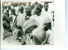 Photo Western State Of NIgeria Musicians - Africa