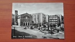 Roma - Piazza S.Emerenziana - Piazze